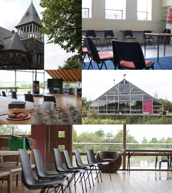 Mindfulness-venues