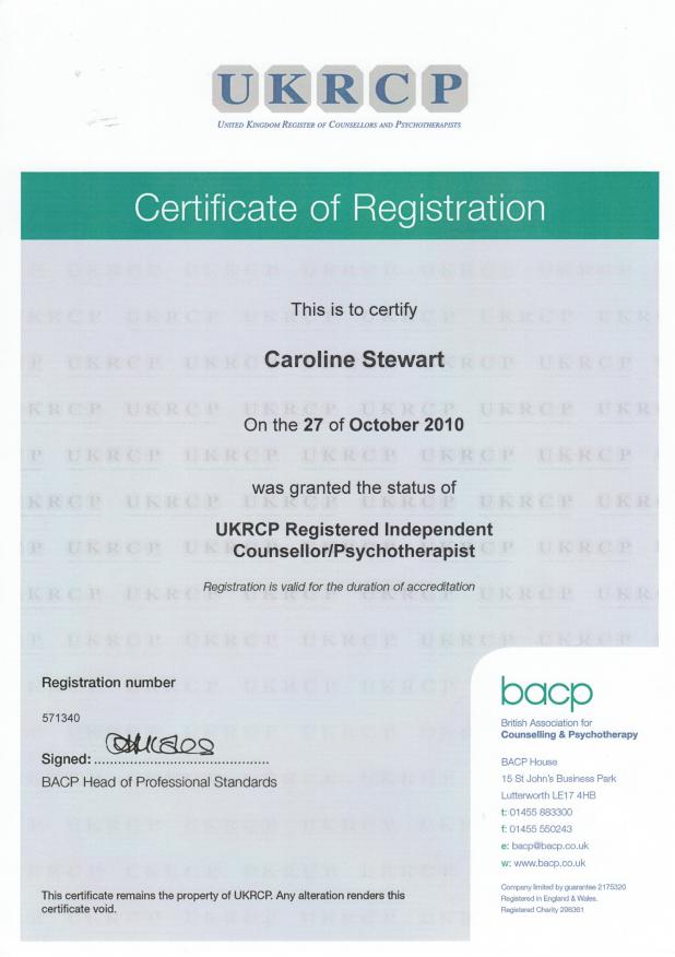 Certificate-UKRCP
